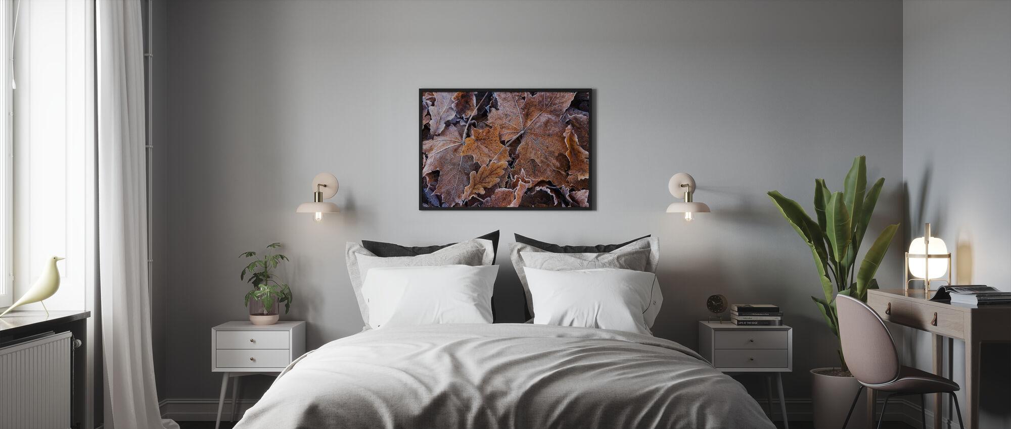Formations - Framed print - Bedroom