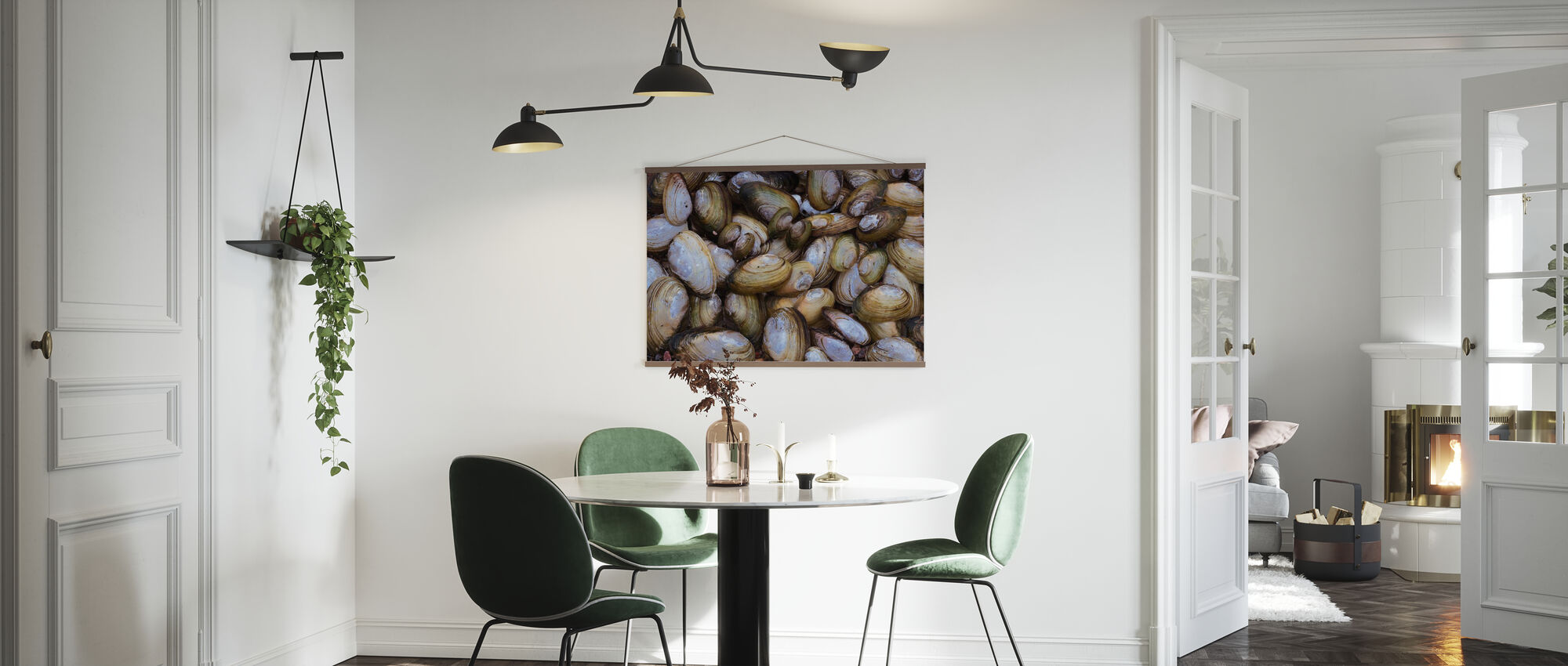 Mussel Shell - Poster - Kitchen