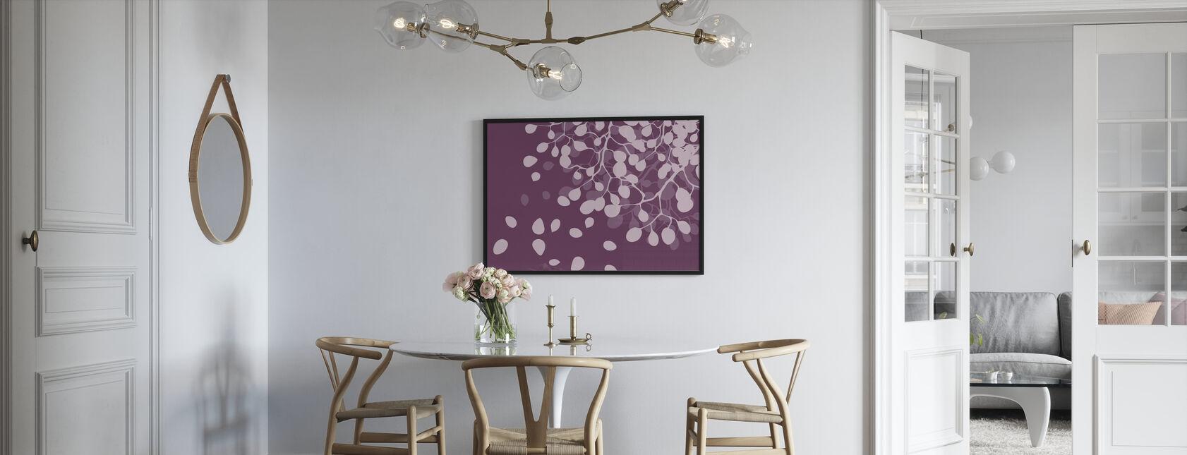 Bouleau - Prune - Affiche - Cuisine