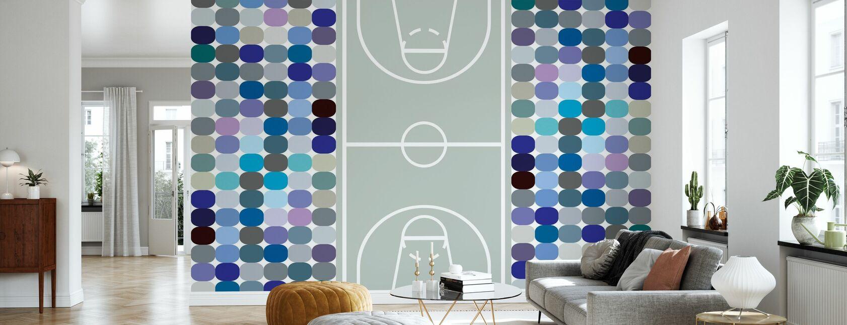 Basketball - Papier peint - Salle à manger