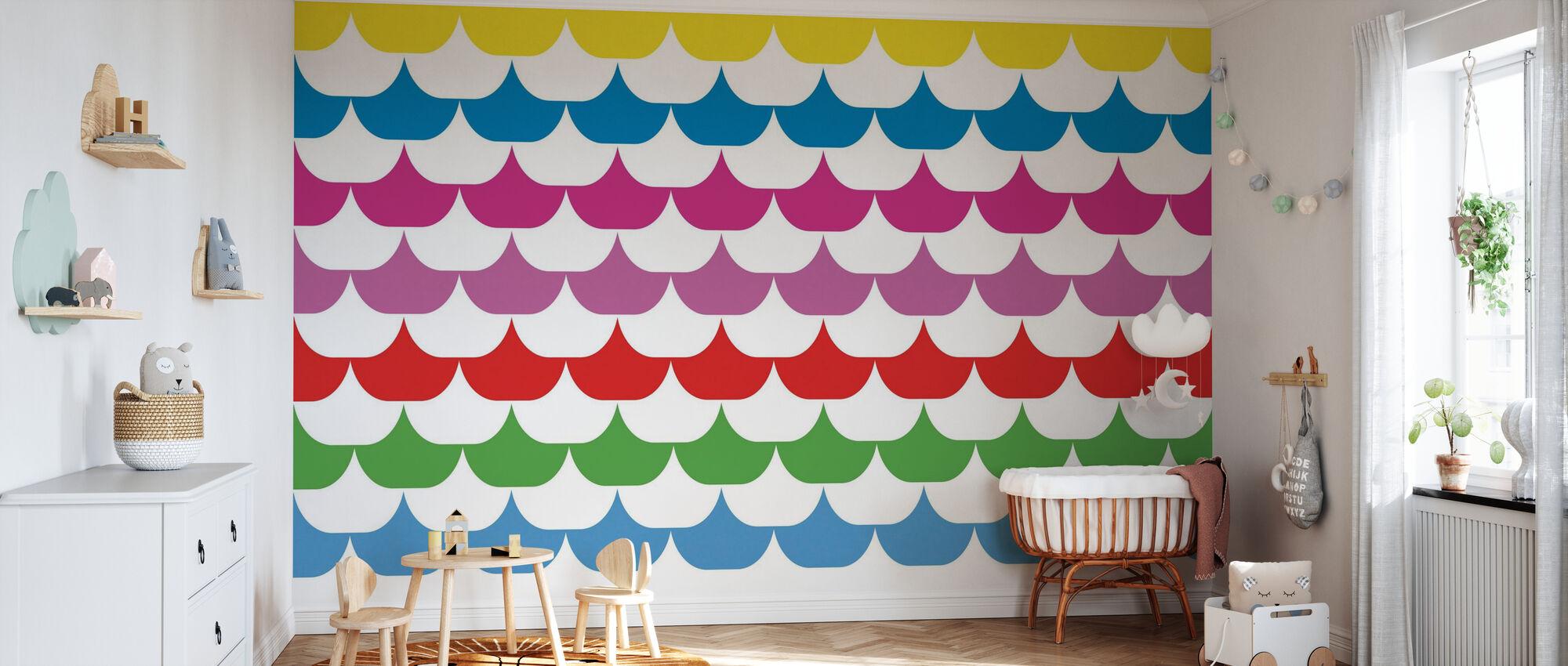 Coney Island - Wallpaper - Nursery