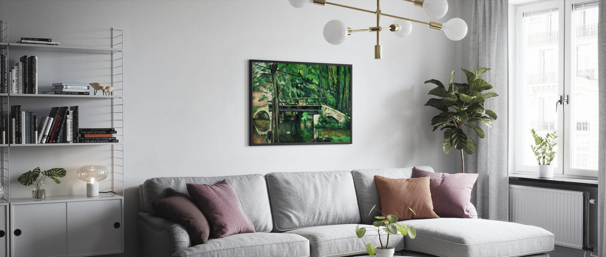 Paul Cezanne - Poster - Living Room
