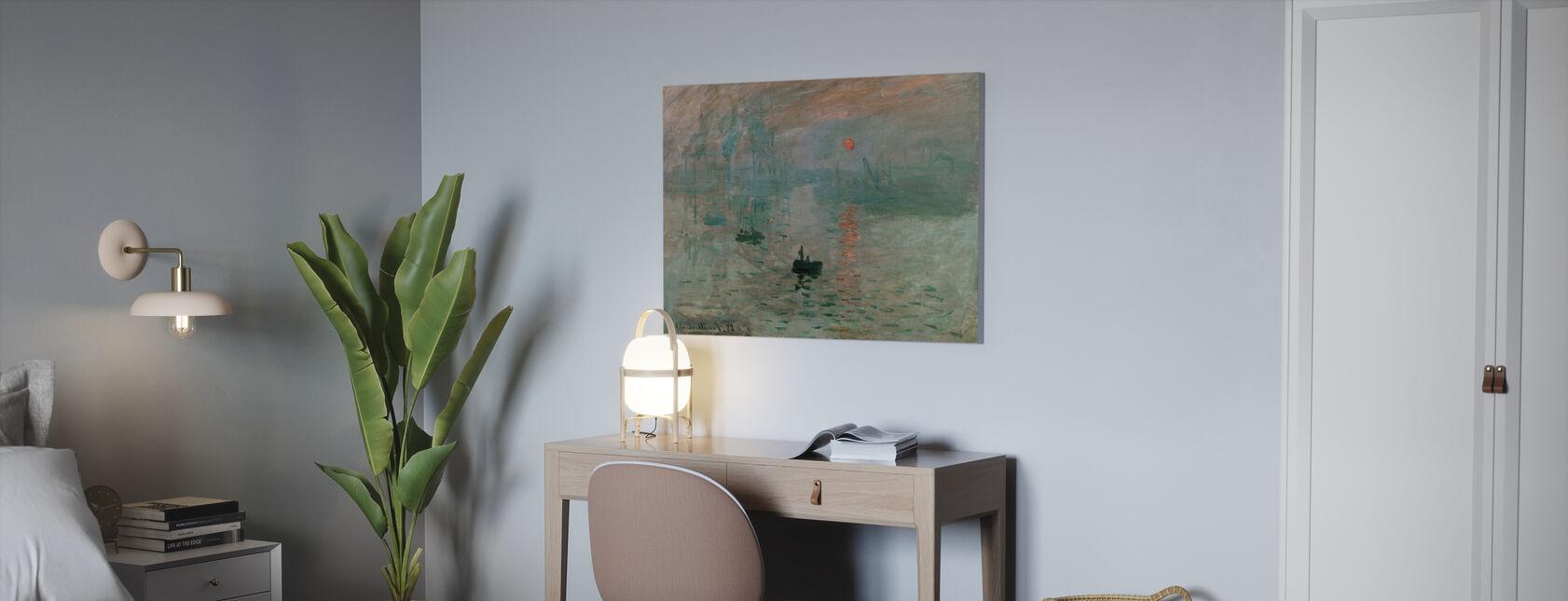 Monet, Claud - Inntrykk - Lerretsbilde - Kontor