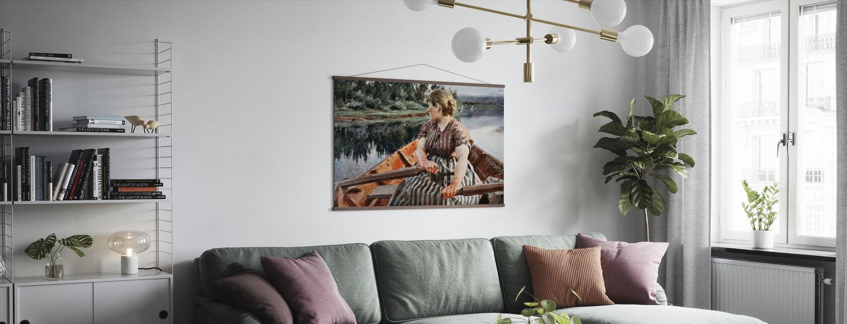 Midtsommernatt, Anders Zorn - Plakat - Stue