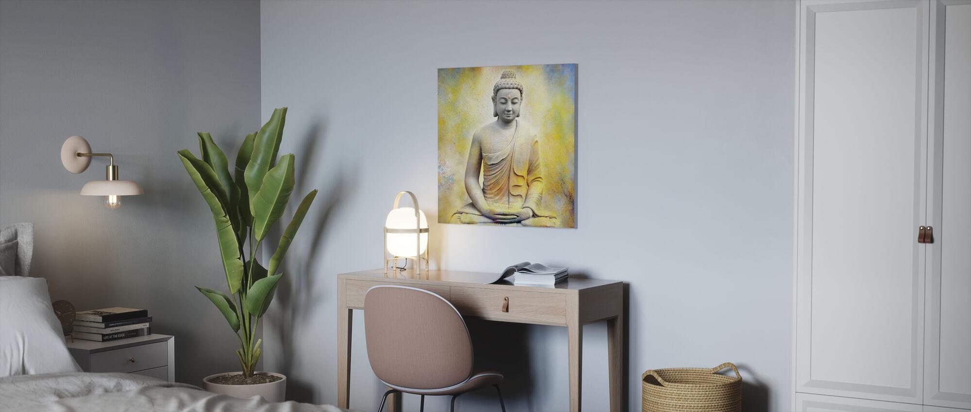 Illumination - Impression sur toile - Bureau
