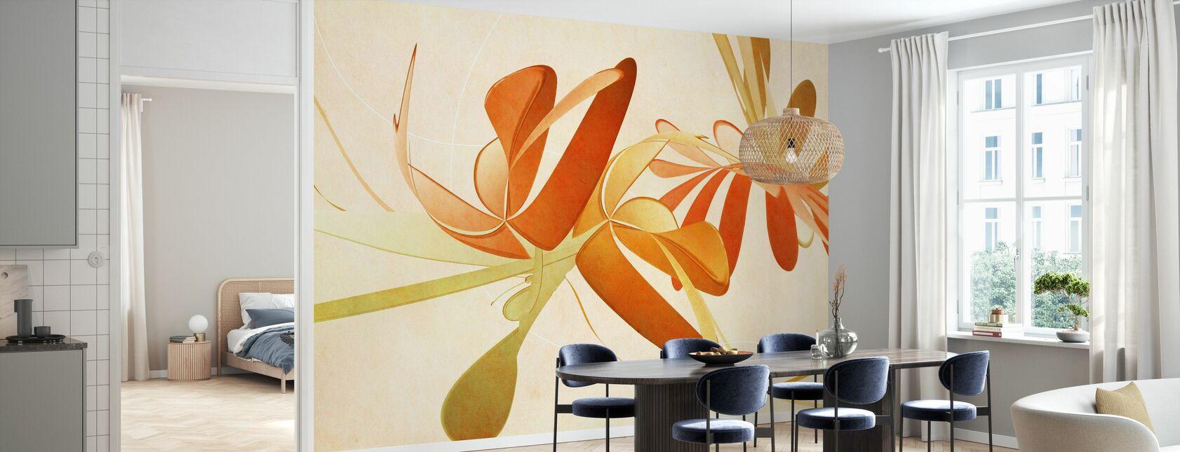 Positive - Wallpaper - Kitchen
