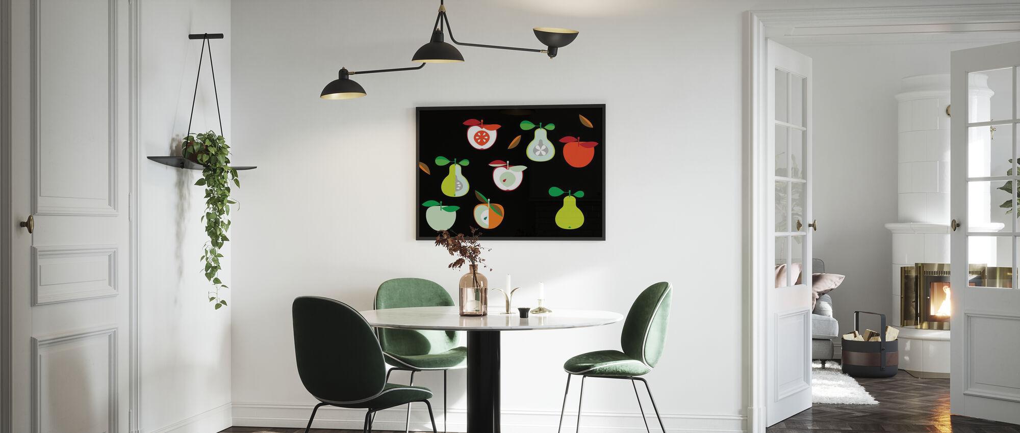 Kivik Apple and Pear - Poster - Kitchen