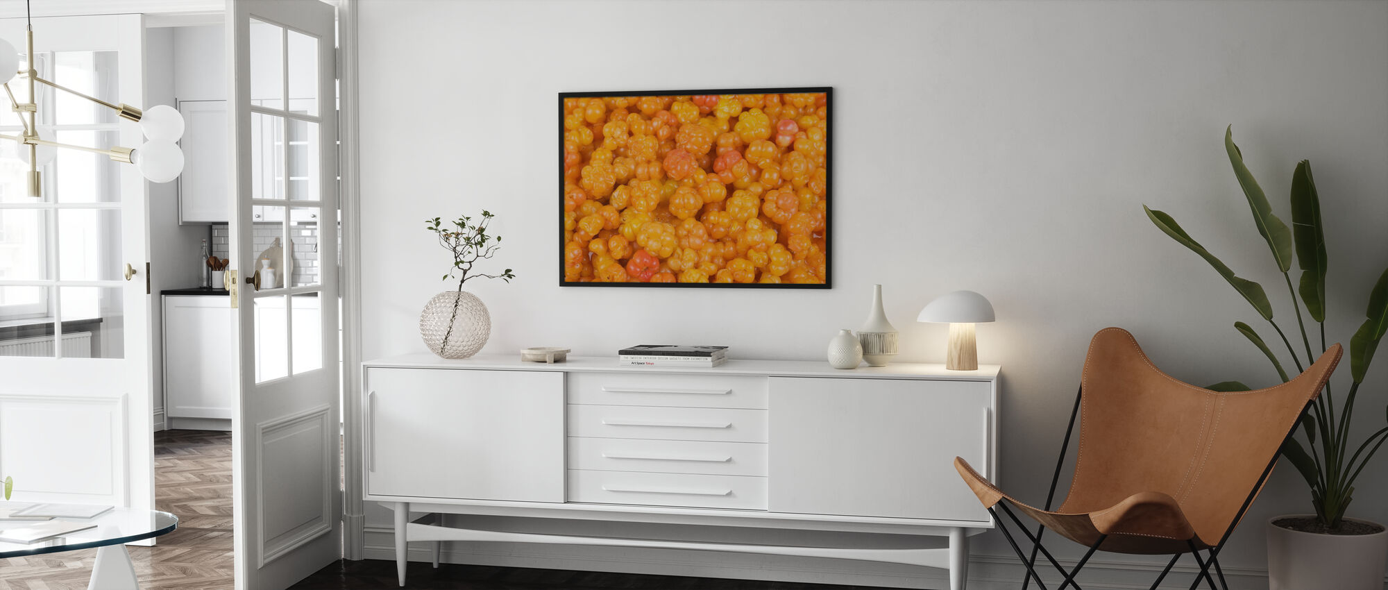 Cloudberry - Poster - Living Room