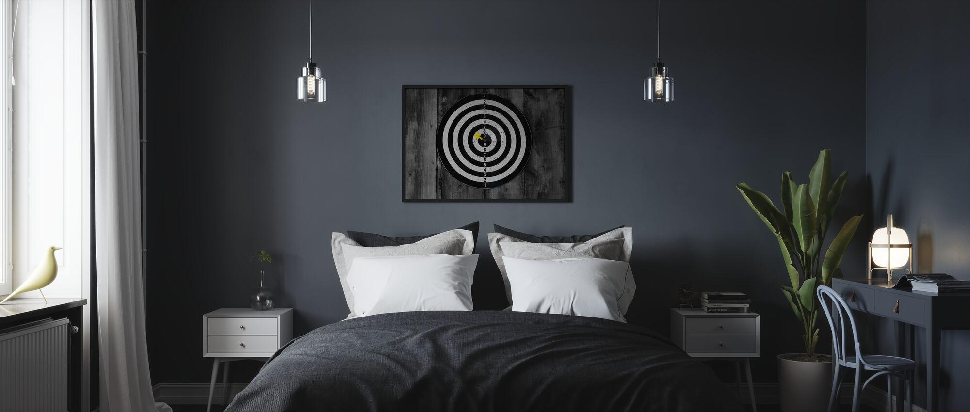 Bulls Eye - Poster - Bedroom