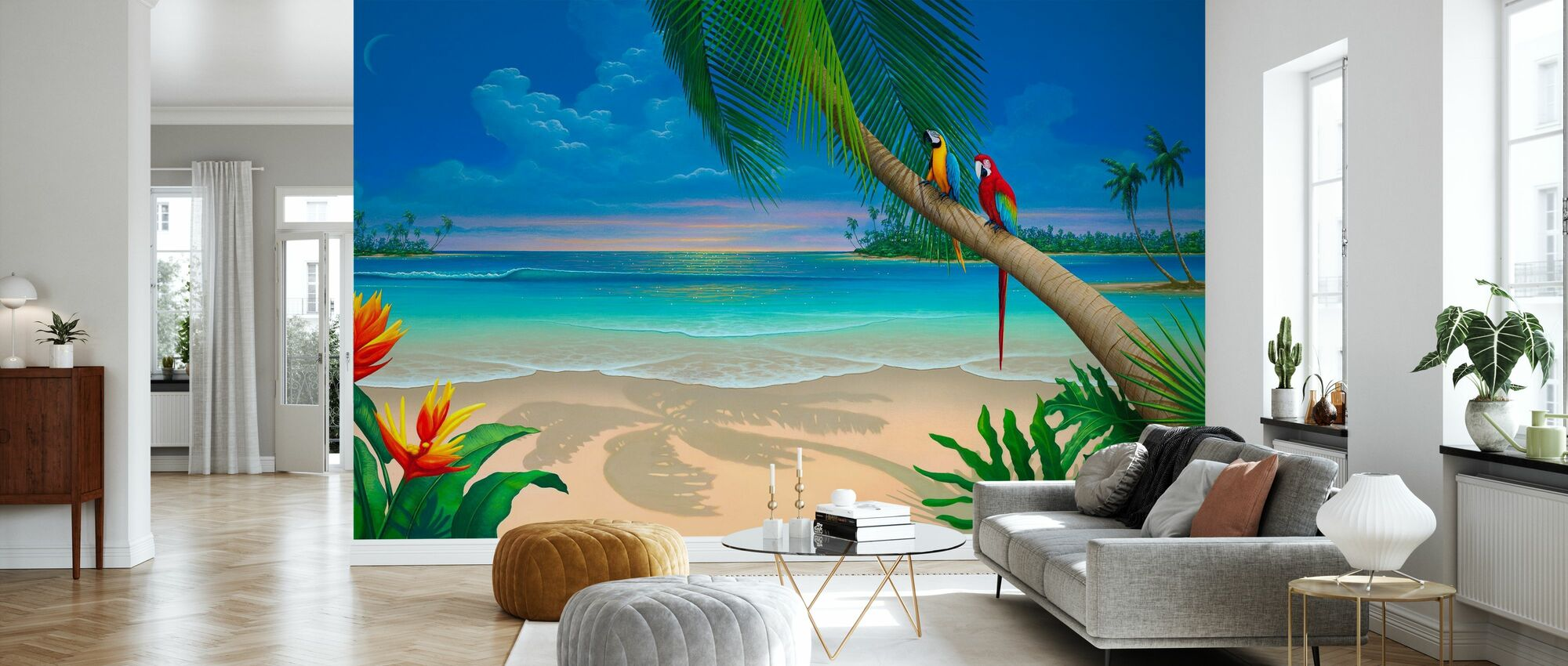 Another Perfect Day - Wallpaper - Living Room