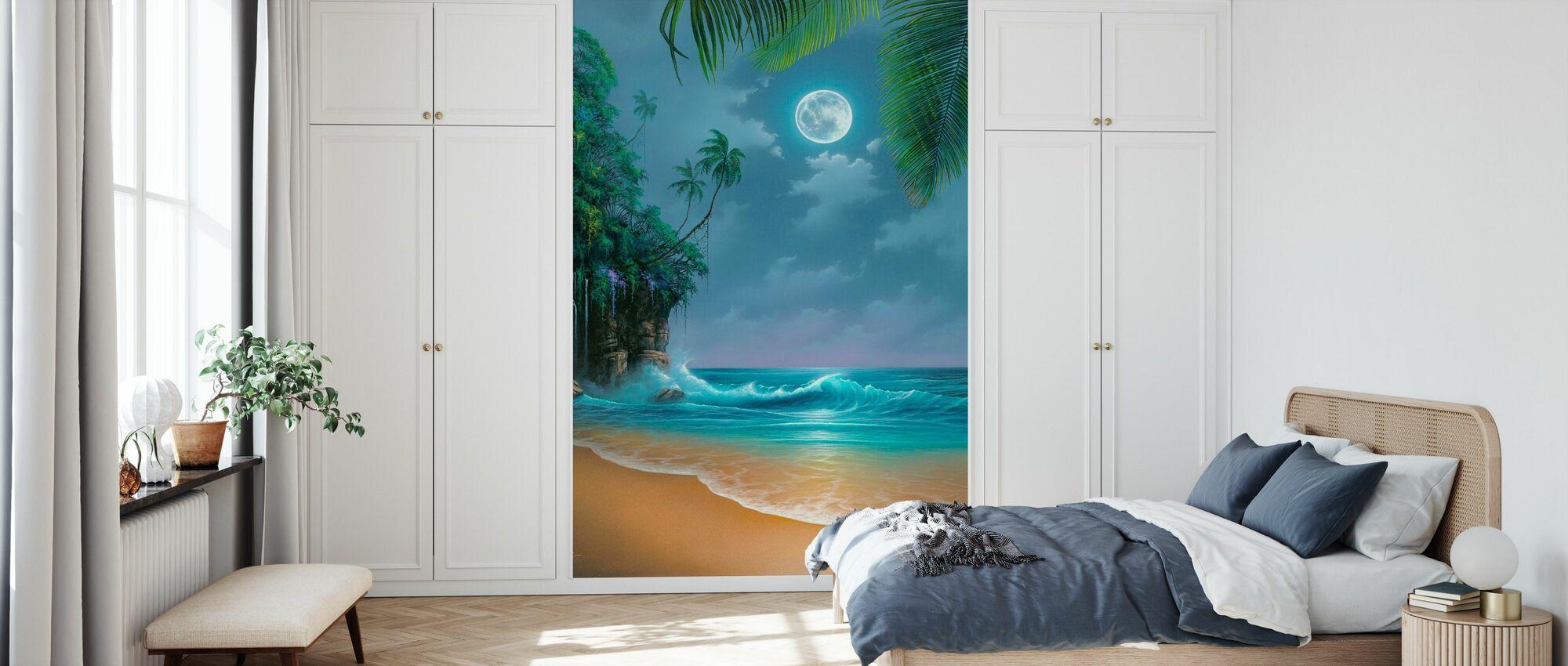 August Moon - Wallpaper - Bedroom
