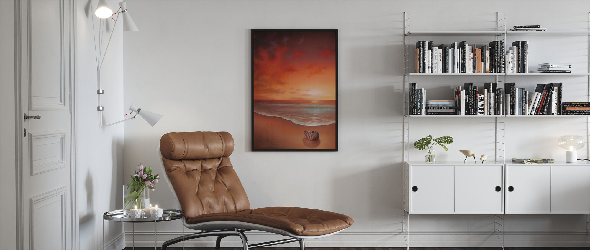 Crimson Tide - Poster - Living Room