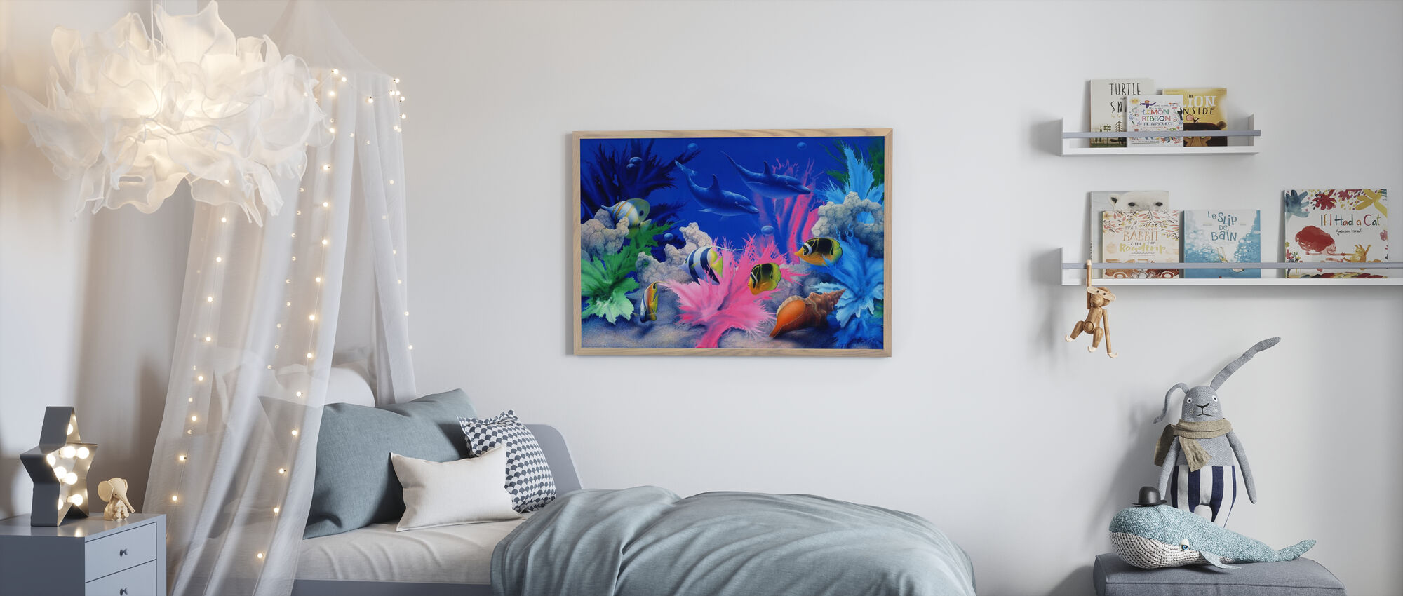 Vivid - Poster - Kids Room