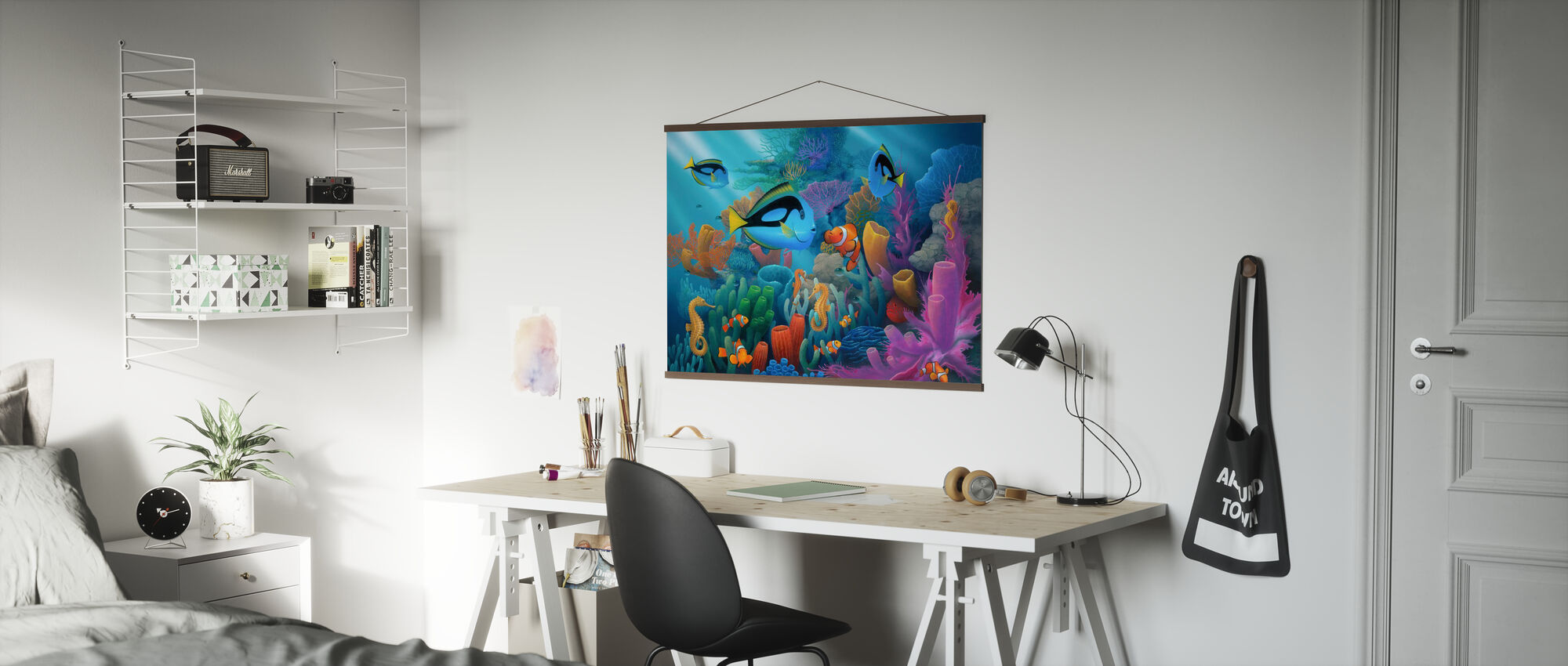 Friends of the Sea - Poster - Office