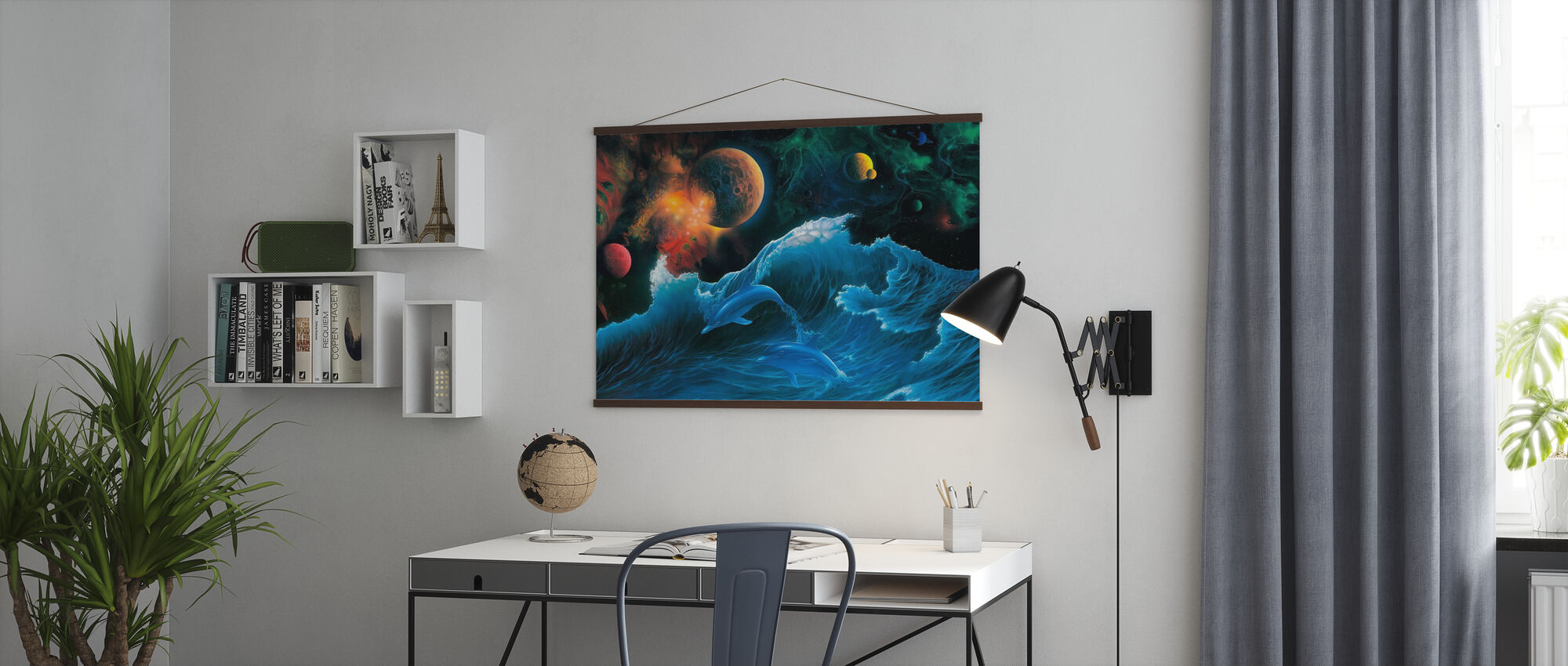Voyager - Poster - Office