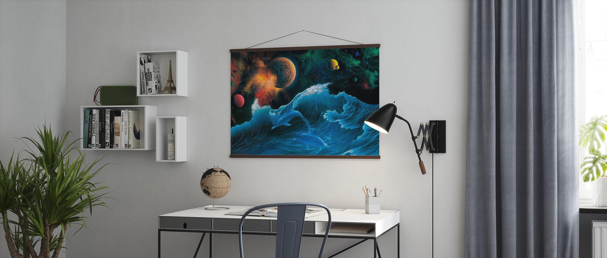 Voyager - Poster - Büro