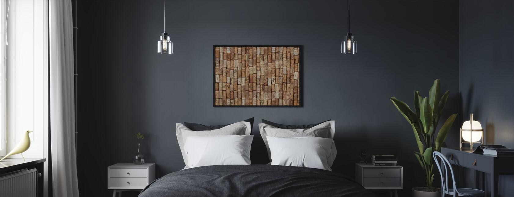 Cork - Poster - Bedroom