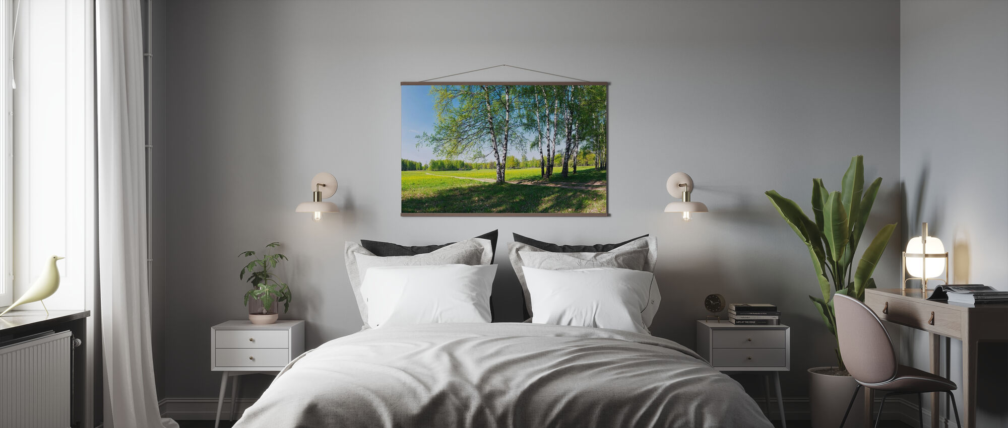 The Countryside - Poster - Bedroom