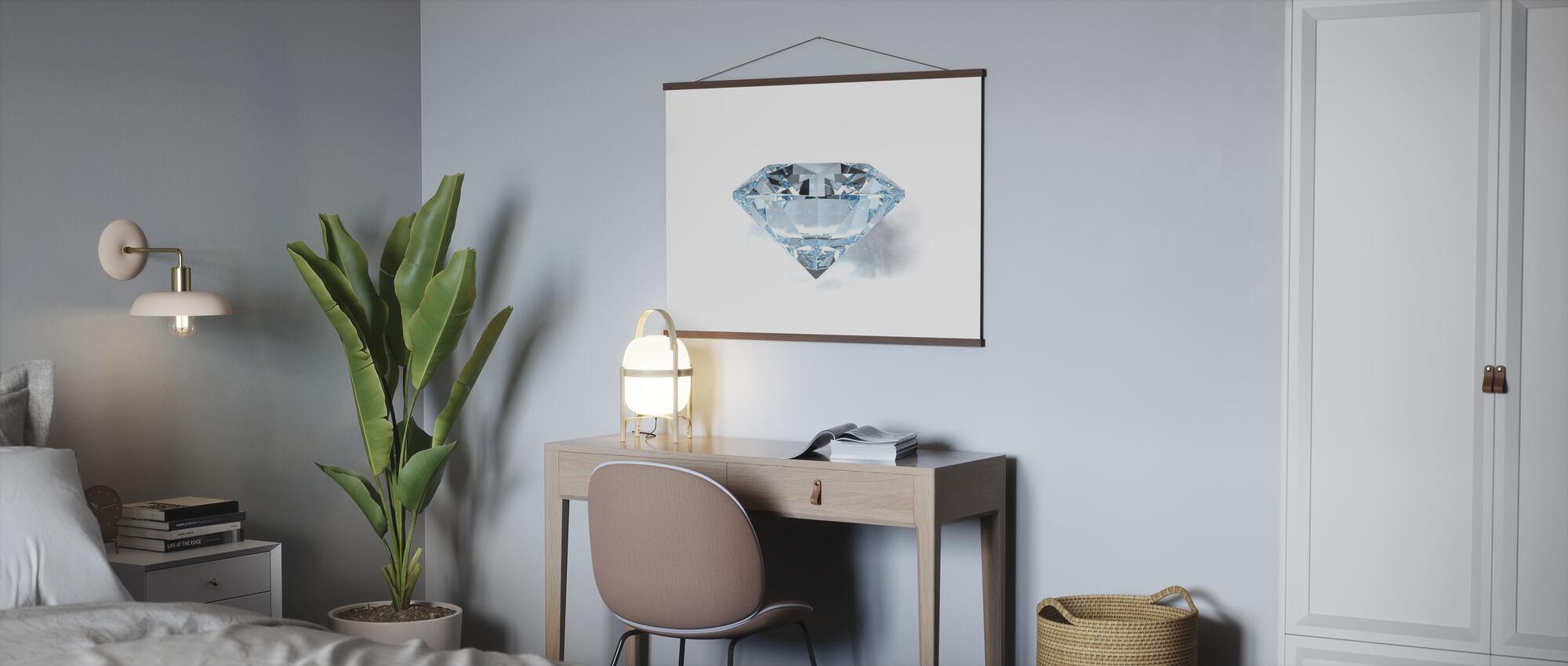 Diamant - Plakat - Kontor