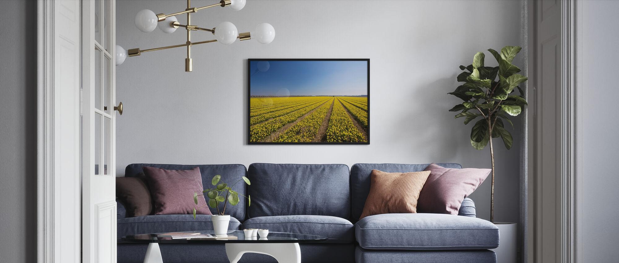 Infinite Growing - Poster - Living Room