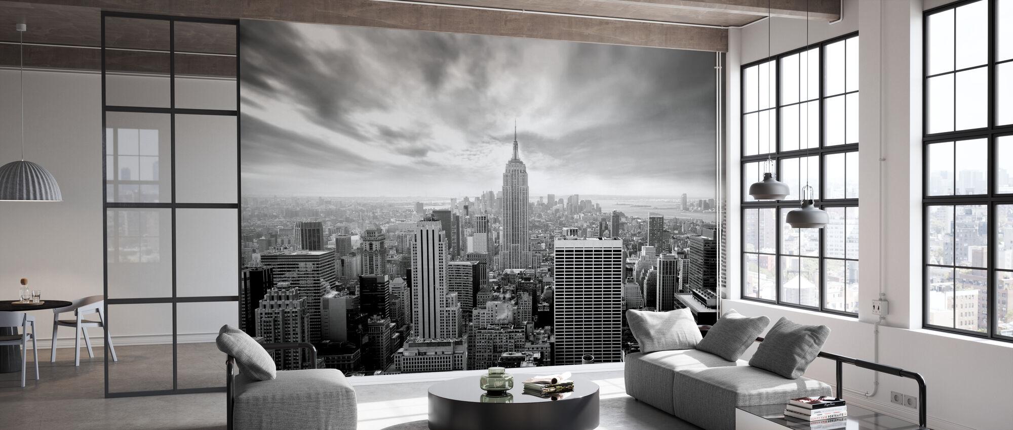 Förtrollande New York - Tapet - Kontor