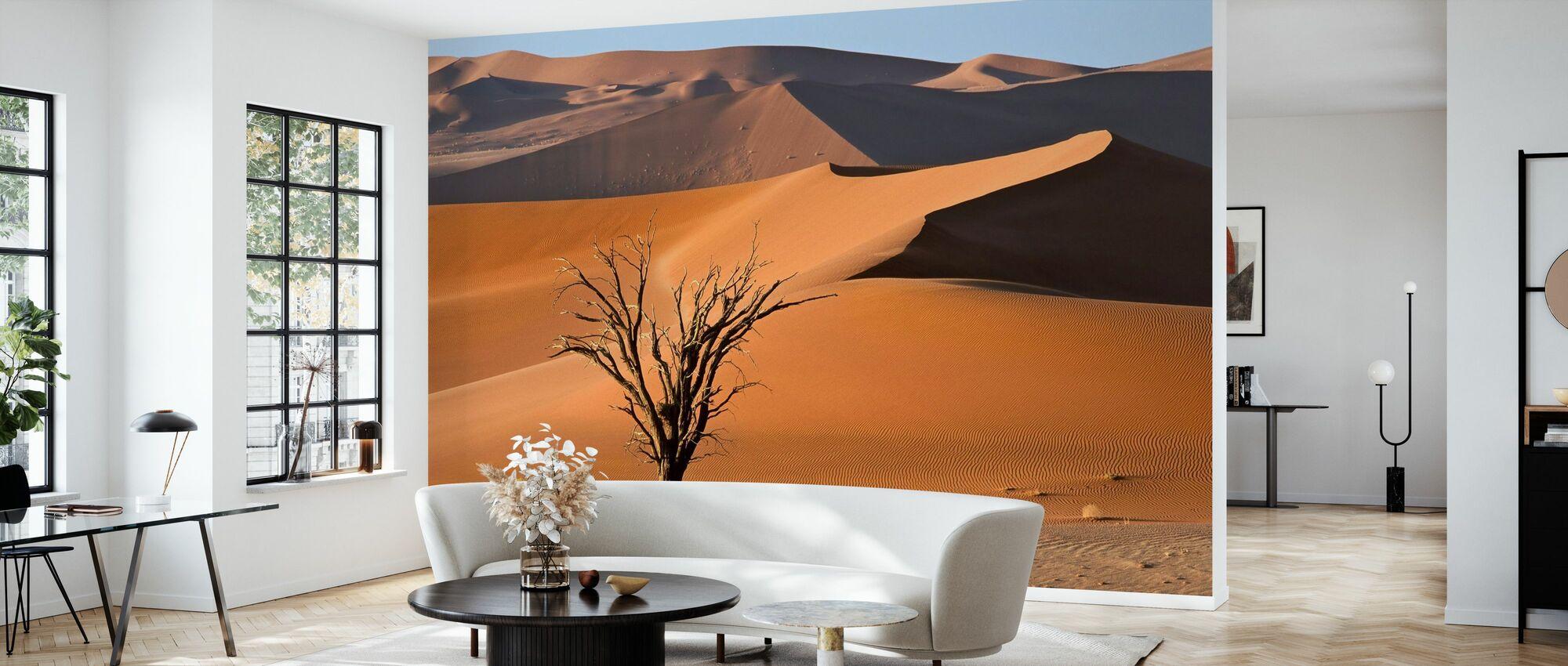 Bright Desert - Wallpaper - Living Room