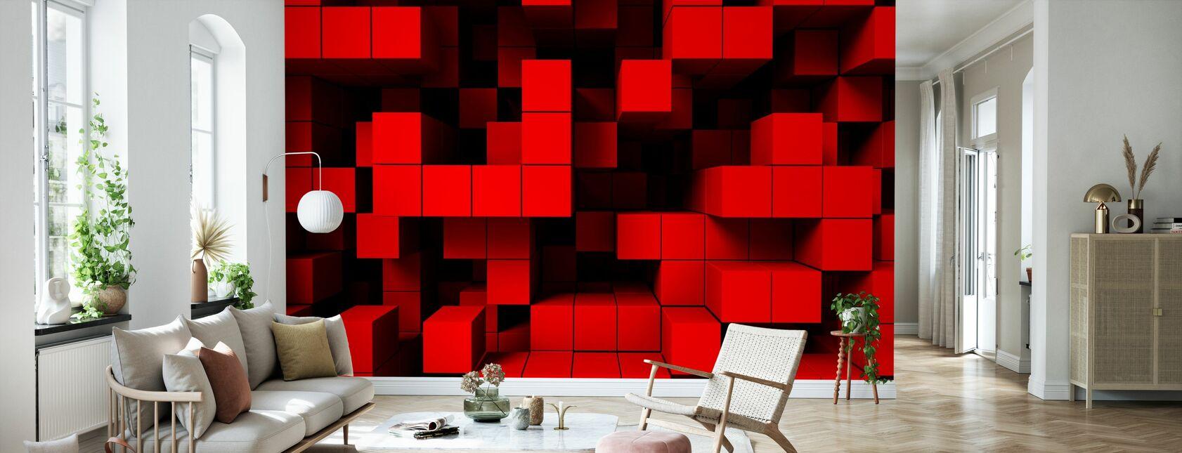 Syvä Tetris - Tapetti - Olohuone