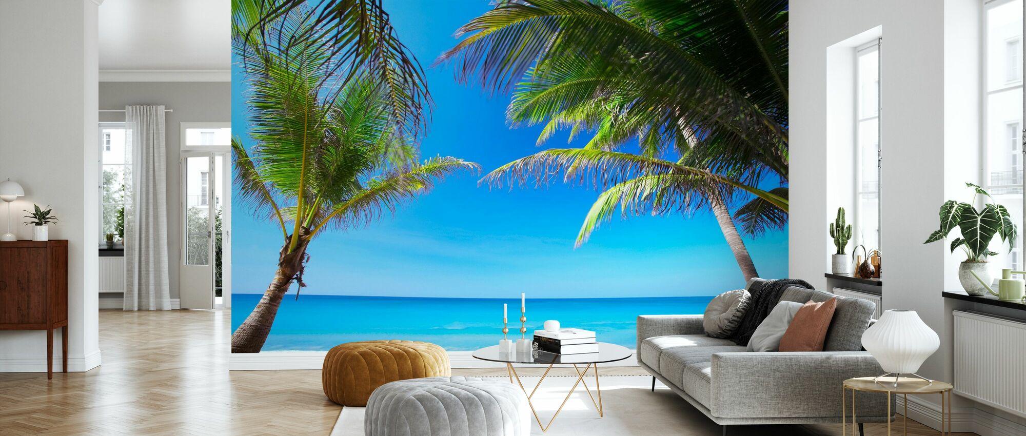 Relaxation - Wallpaper - Living Room