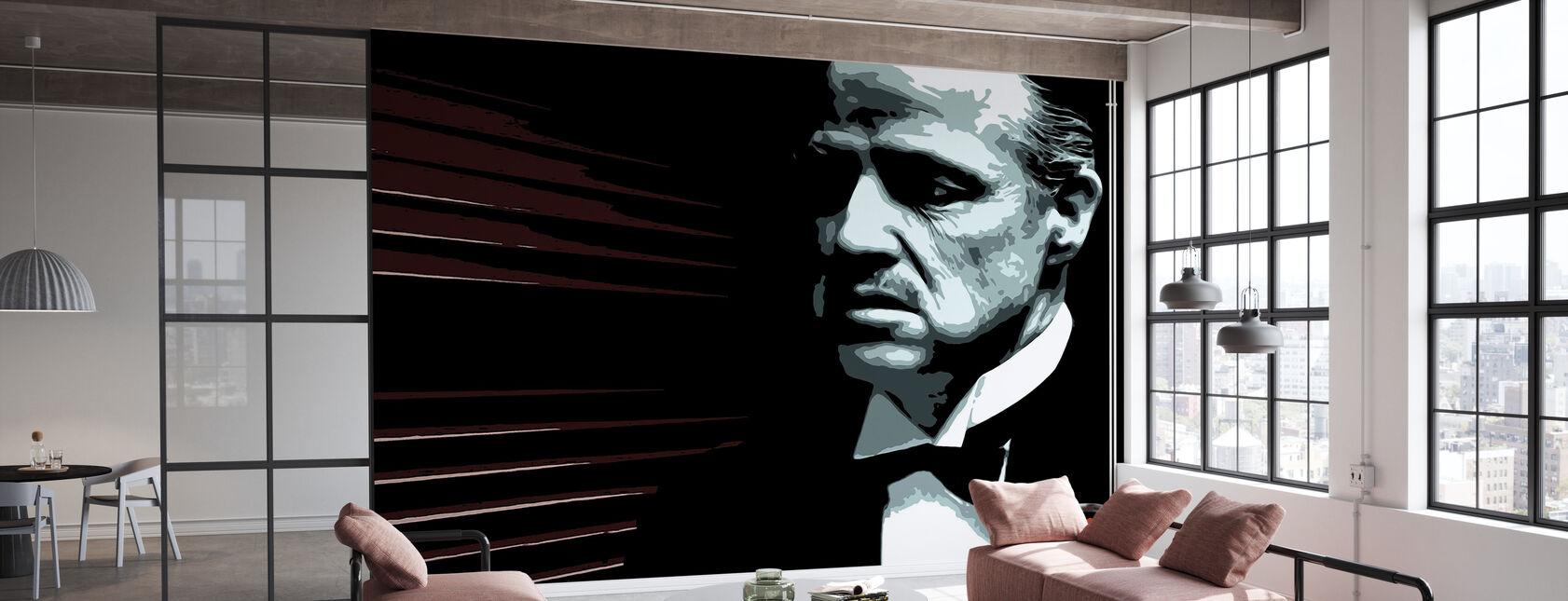 Don Vito - Tapet - Kontor