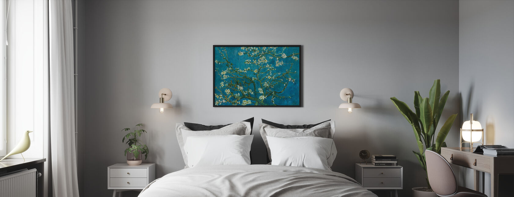 Almond Blossom - Poster - Bedroom