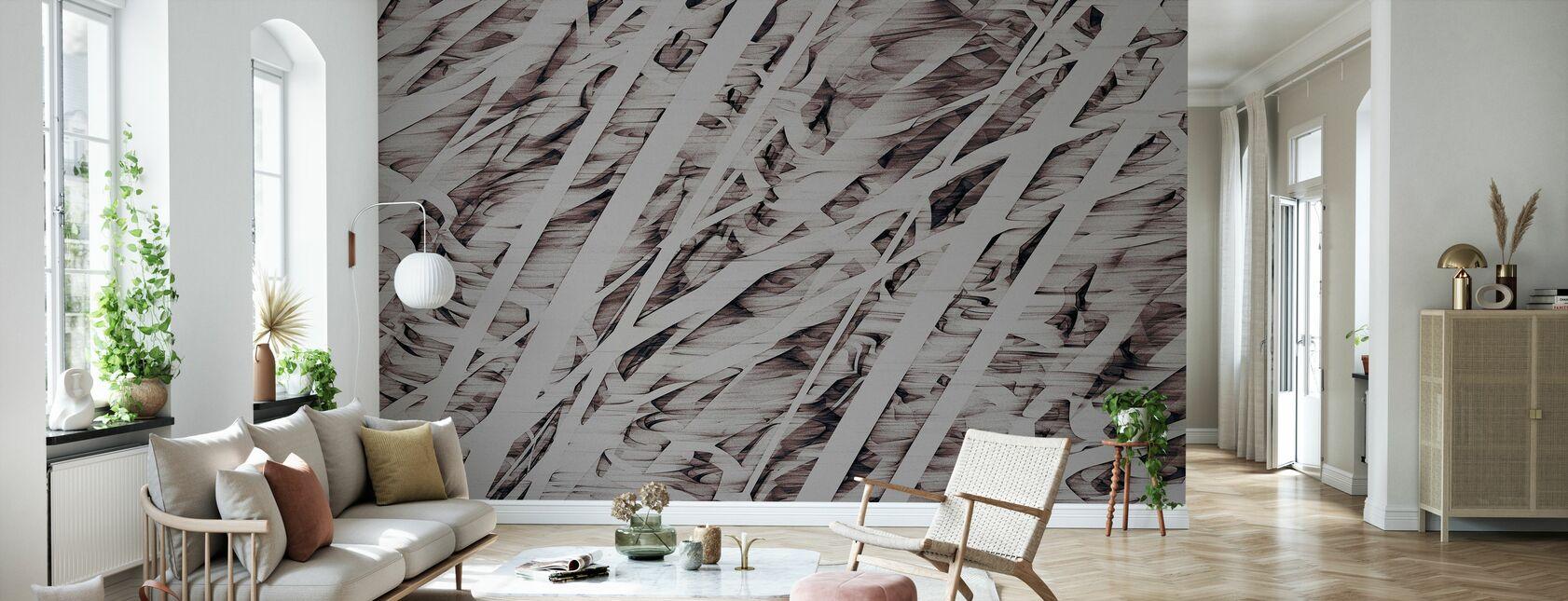 Dextro - K456WALL - Papier peint - Salle à manger