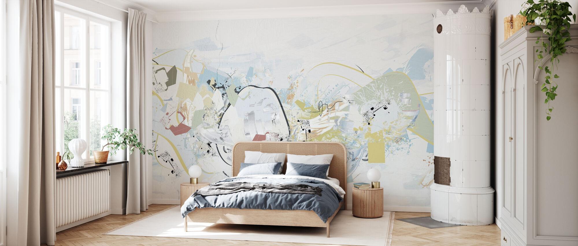 Roberto Marras - Kyara I Pastel - Wallpaper - Bedroom
