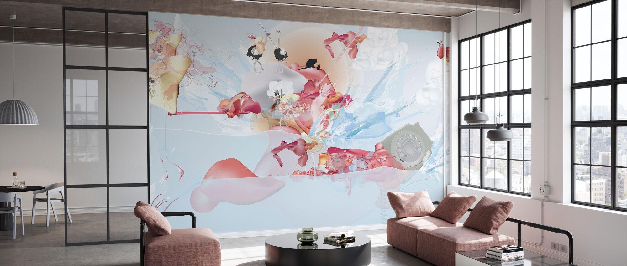 Landscape - Wallpaper - Office