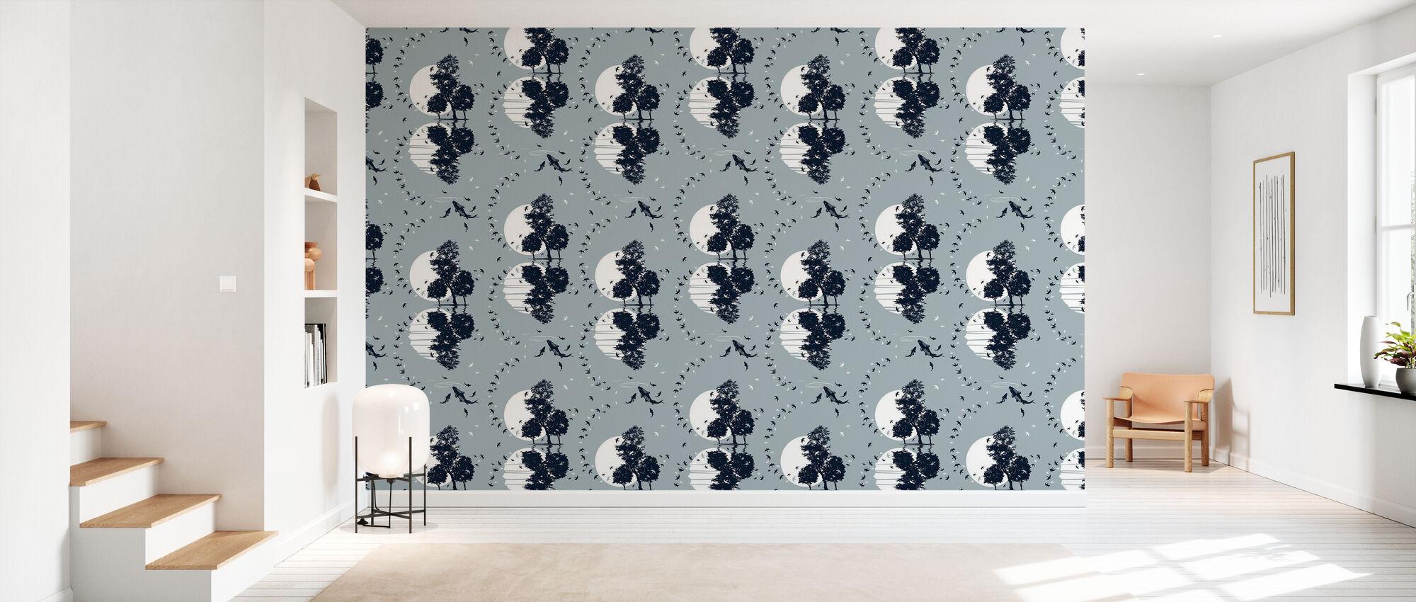 Hangzhou - Wallpaper - Hallway