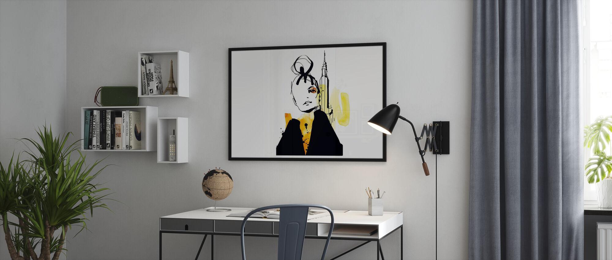 New York - Poster - Office