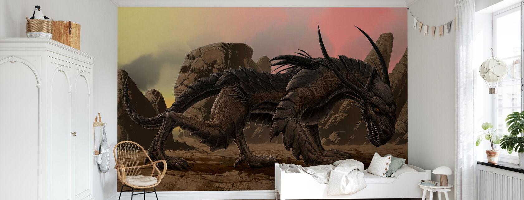 Dracor - Tapetti - Lastenhuone