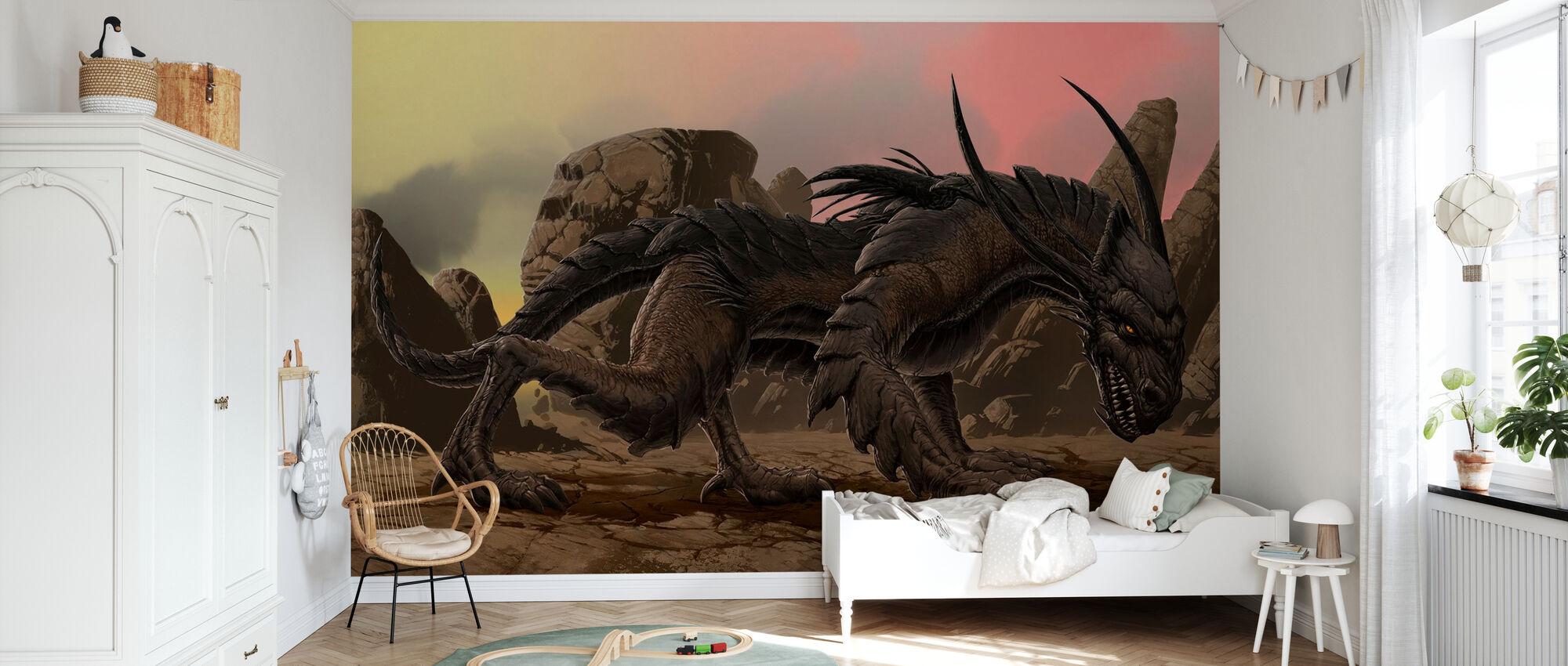 Dracor - Wallpaper - Kids Room