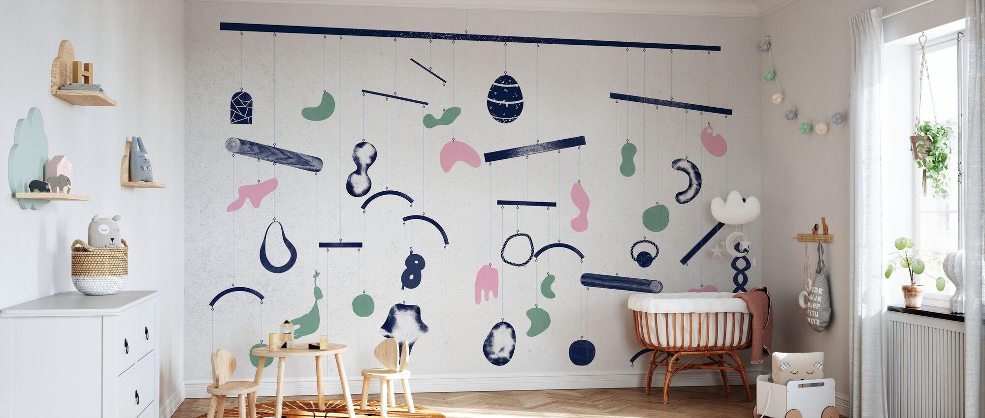 Mobile - Wallpaper - Nursery