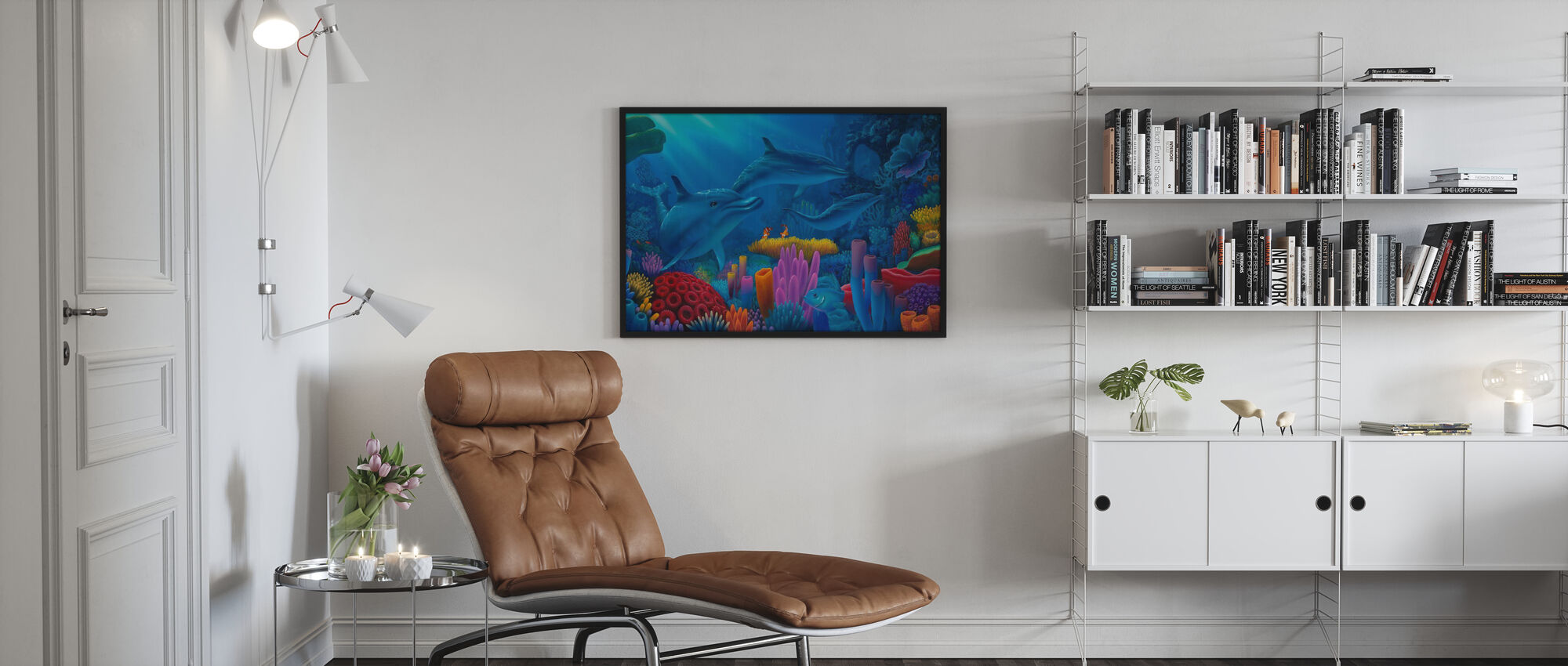 Secrets of the Sea - Poster - Living Room