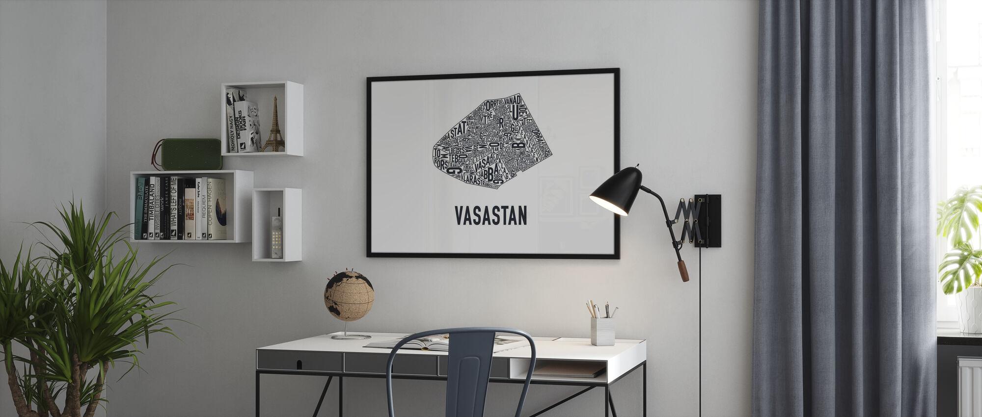 Vasastan - Poster - Office