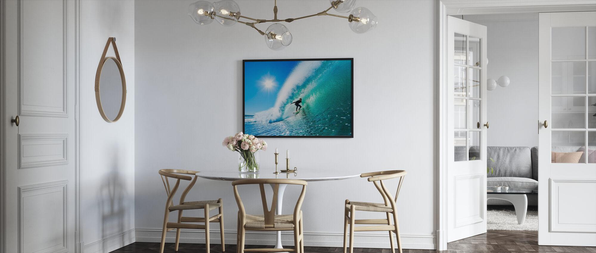 Surf - Print enmarcado - Cocina