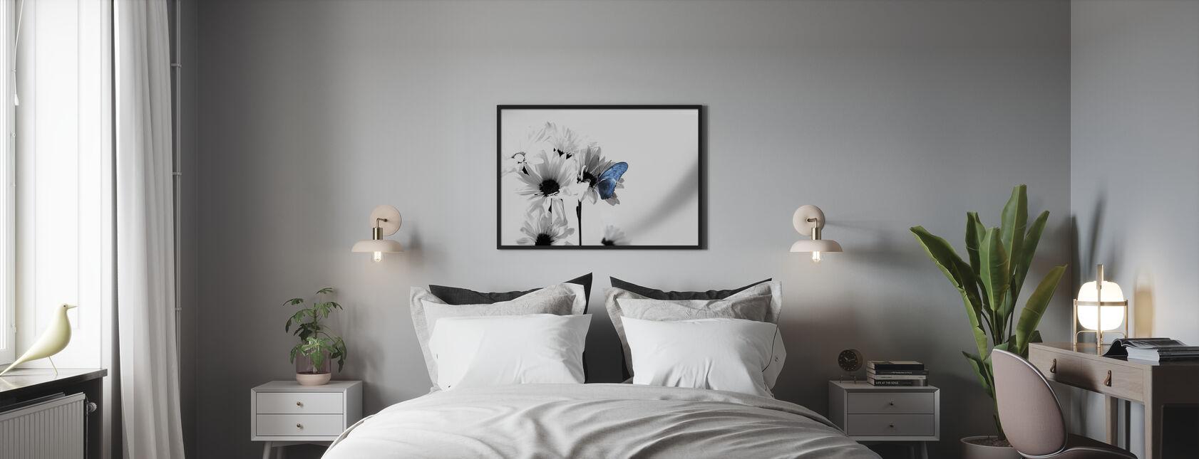 Julia Butterfly - Framed print - Bedroom