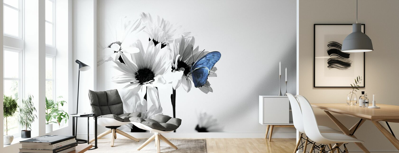 Julia Butterfly - Wallpaper - Living Room