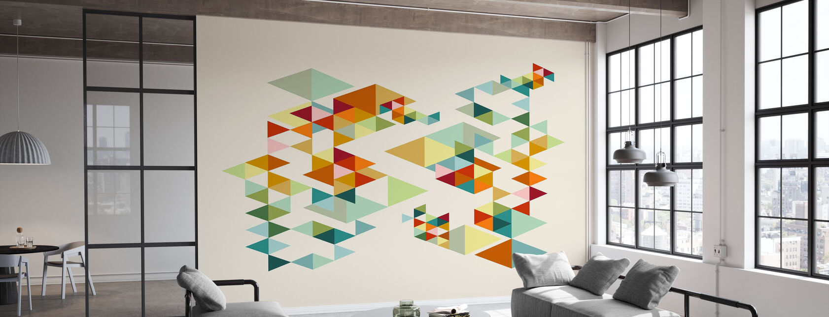 Retrospectra - Wallpaper - Office