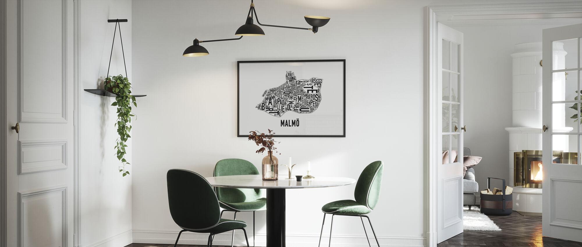 Malmö - Poster - Kitchen