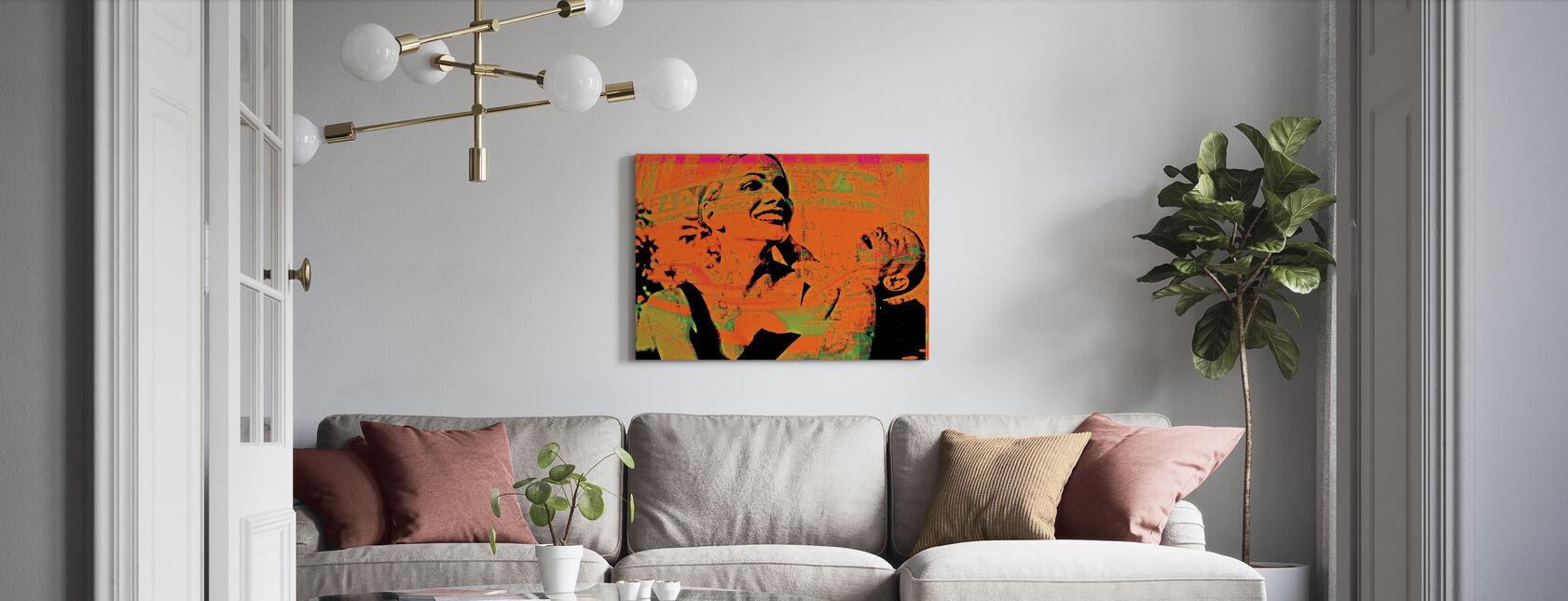 Mama Love - Canvas print - Living Room