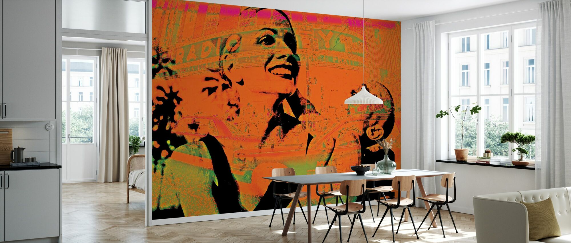 Mama Love - Wallpaper - Kitchen