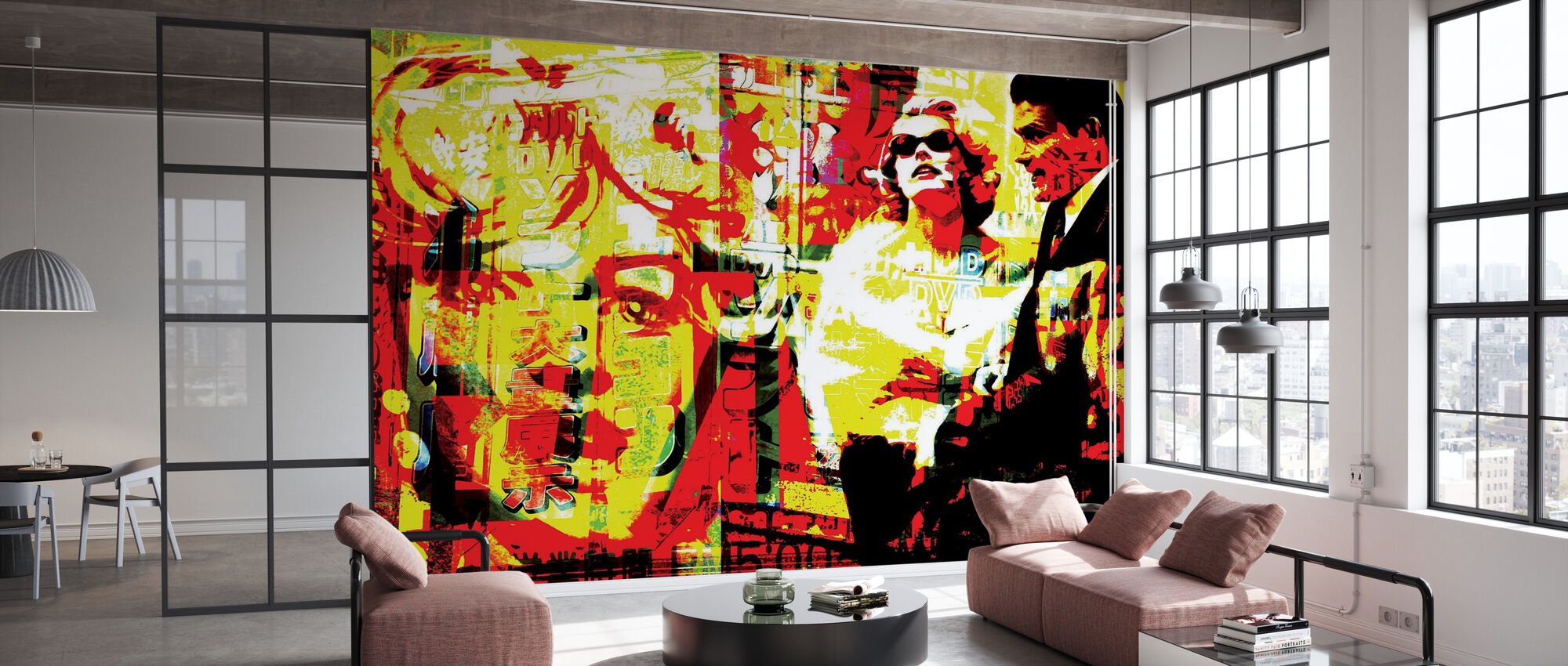 Marilyn Icon - Wallpaper - Office