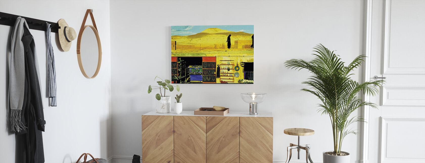 Sahara - Canvas print - Gang