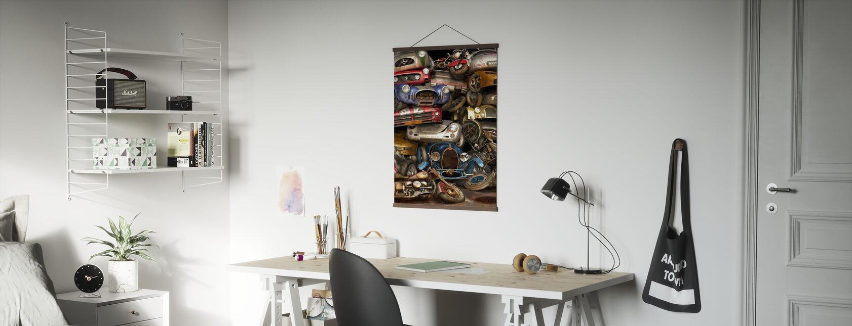 Resirkulering - Plakat - Kontor
